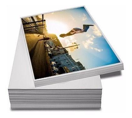 Papel Glossy  180G A4  Printers