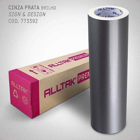 Vinil Alltak Premium Prata 1,22M