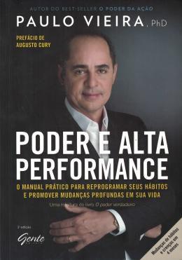Livro Poder E Alta Performance