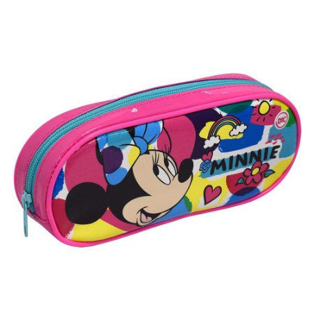Estojo Escolar Minnie 2840 Dac