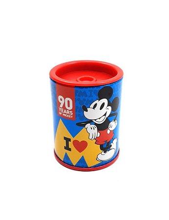 Apontador C/Deposito Metal Mickey Sortido Molin