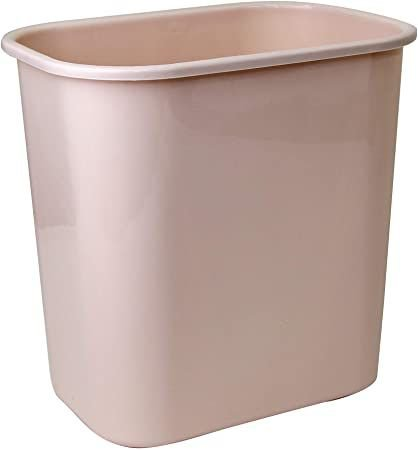 Cesto De Lixo Rosa 12,5Lts Dello