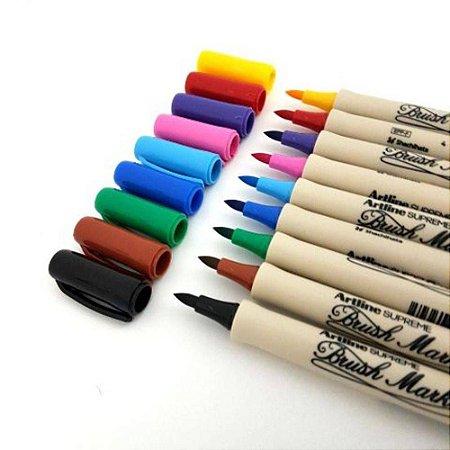 Caneta Brush Marker Epf-F Artline