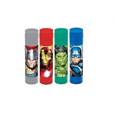 Cola Em Bastao 9G Avengers Sortida Molin