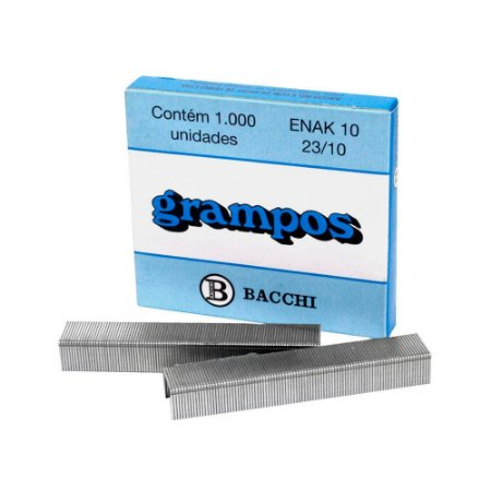 Grampo Enak 23/10 5000G Bacchi