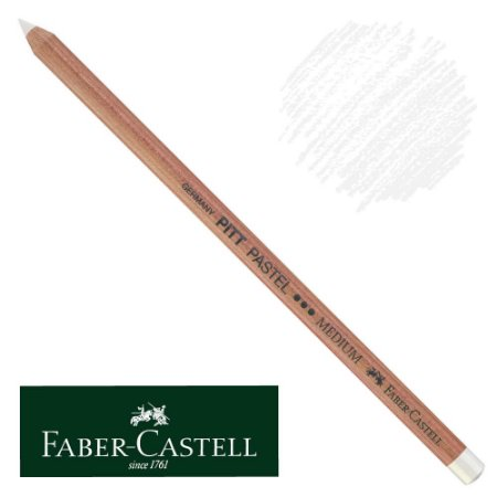 Lápis Grafite Pitt Medium Soft Faber Castell