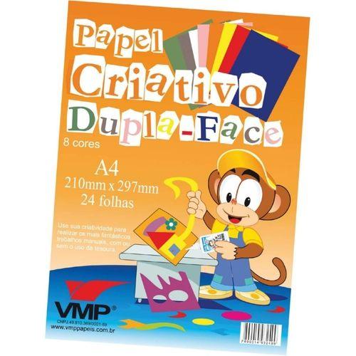 Papel Criativo Color Set A4 24F Vmp