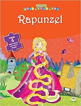 Livro Quebra Cabeça Rapunzel Ciranda Cultural