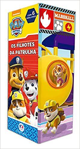 Box Torre Patrulha Canina - Os Filhotes Da Patrulha - Ciranda Cultural