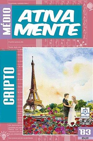 Revista Cripto Hora Do Cha 83 Medio Ciranda Cultural