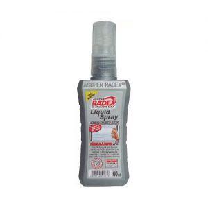 Limpador Liquid Spray 60Ml Radex