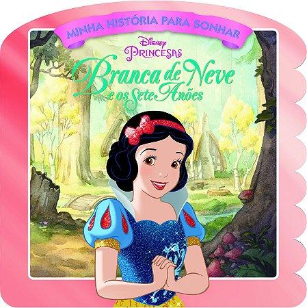 Livro Infantil Branca De Neve Rideel