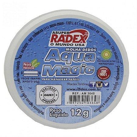 Molha Dedo Aqua Magic 12G Radex