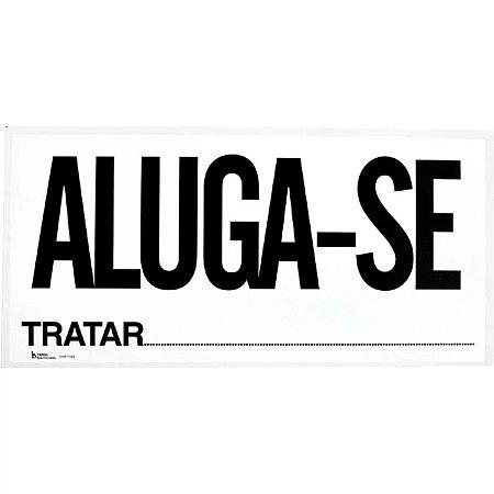 Placa Aluga-Se Und Grafset