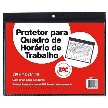 Porta Horario Horizontal Acp