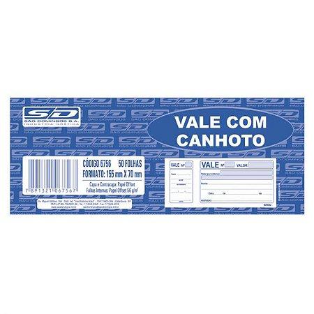 Vale C/Canhoto 50Fls São Domingos