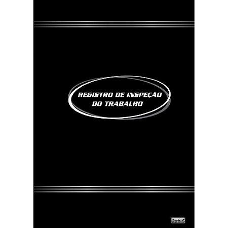 Livro Inspecao Do Trabalho 50F 5478 São Domingos