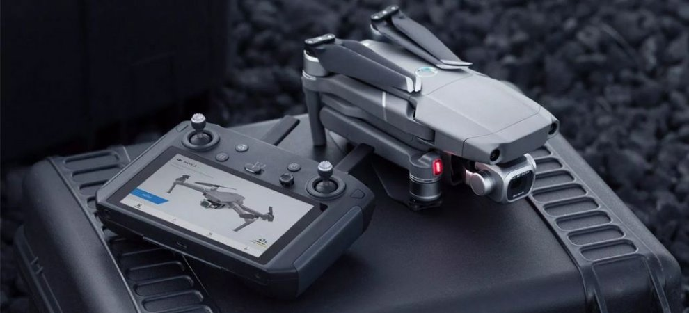 DJI Mavic 2 Enterprise com Smart Control