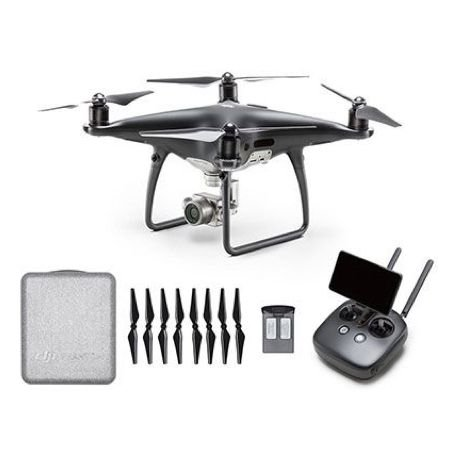Drone DJI Phantom 4 PRO Obsidian Com Tela