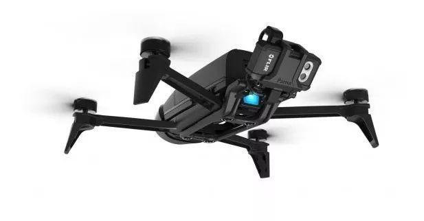 Drone Parrot Bebop Pro Thermal