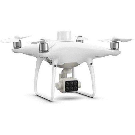 Phantom 4 Multispectral Drone + D-RTK GNSS Mobile Station