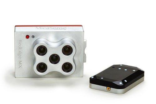 MicaSense RedEdge-MX Professional Multispectral Sensor Kit