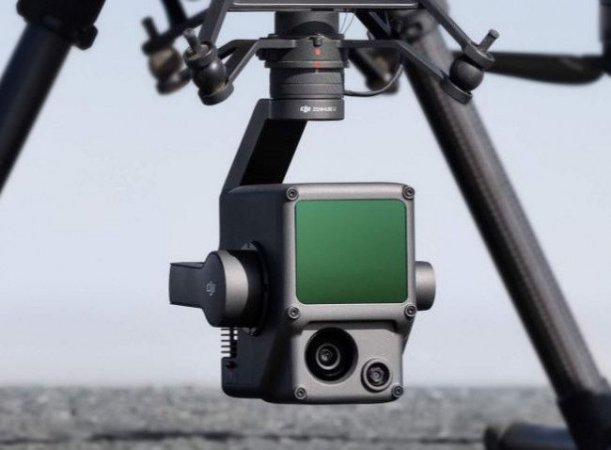 DJI Zenmuse L1 Lidar Sensor