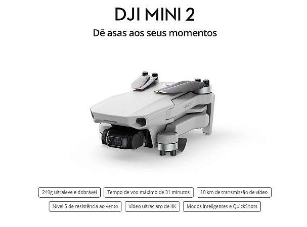 DJI Mavic Mini 2 Fly More Combo