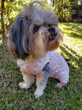Roupa Cirúrgica Mima Pet para Cães Estampas Diversas
