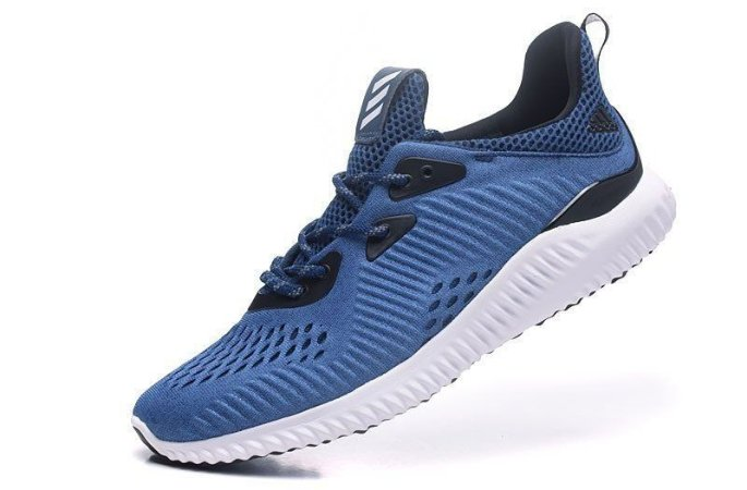 Tênis Adidas AlphaBounce EM - Masculino - Azul