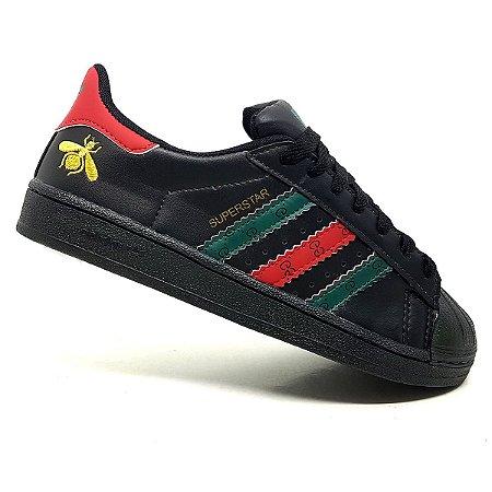 Tênis Adidas Gucci Superstar