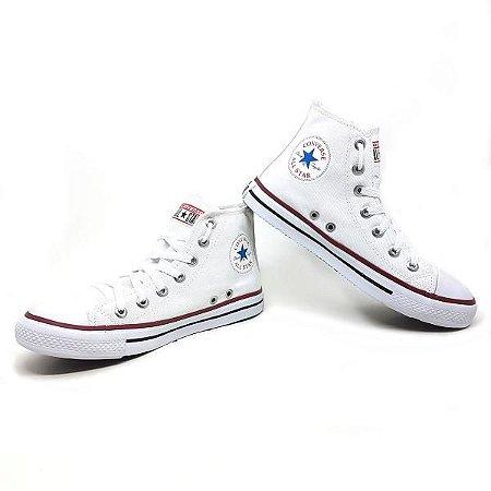 Tênis Converse All Star Mid (cano Medio) Branco