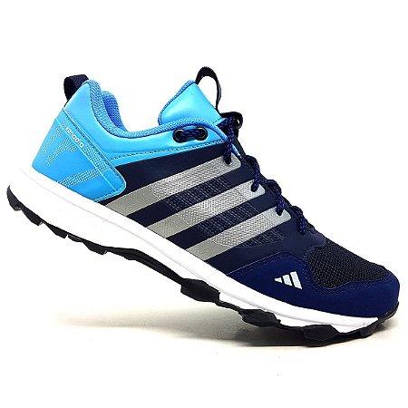 Tênis Adidas Kanadia TR7 Azul Marinho e Azul