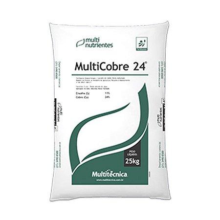 Sulfato de Cobre Multicobre 1 kg