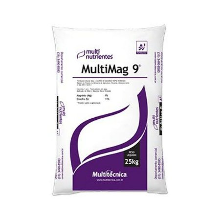 Sulfato de Magnésio 1kg