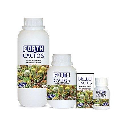 Fertilizante para Cactos Forth