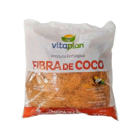 Fibra de coco desidratada  200 g