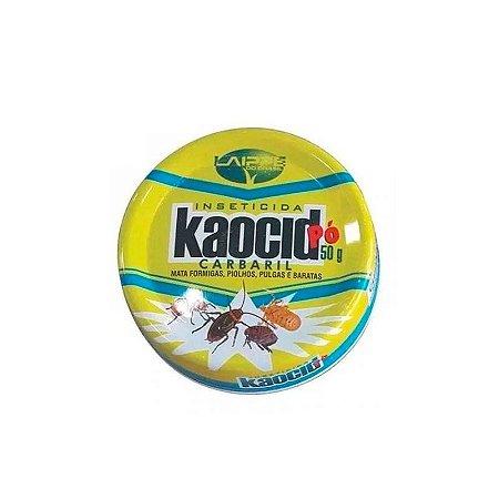 Kaocid - mata piolho, pulga , barata e formiga