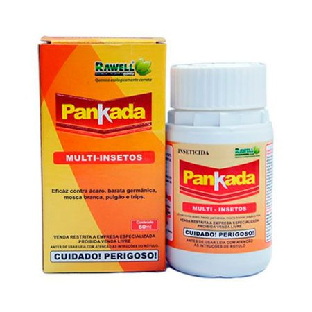 Pankada Multi-insetos  60 ml