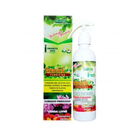Bravick Fungicida Pronto Uso 240 ml