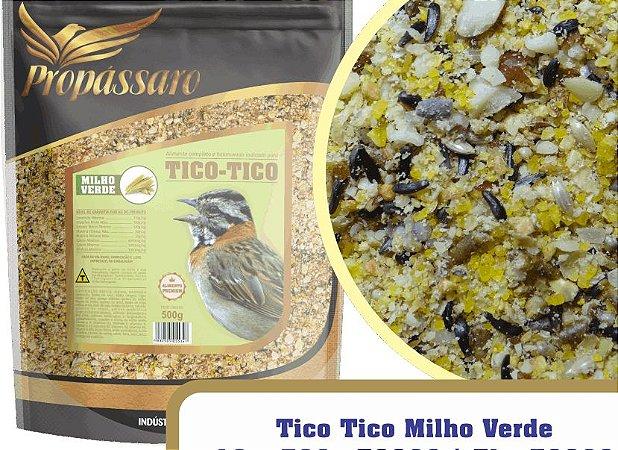 Mistura Tico-Tico (Milho Verde) 500 g