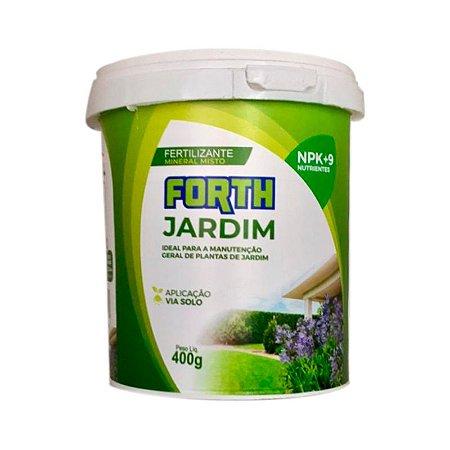 Forth Jardim 400g  Adubo para Jardim