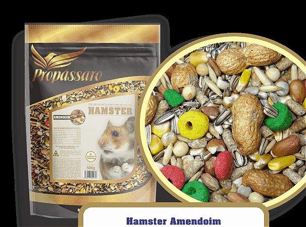 Mistura para Hamster Amendoim 500 g