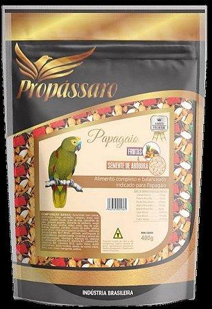 Mistura para Papagaio Frutas e Sementes de Abóbora 500 g