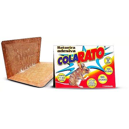 Ratoeira Adesiva Cola Rato Com 5 unidades