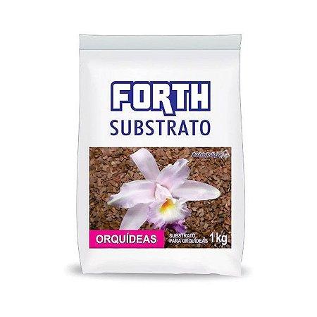 Substrato para Orquídea Forth 1Kg
