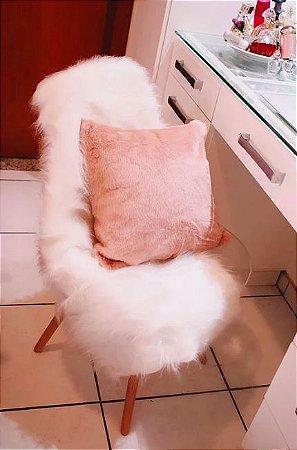 Almofada Fluffy Pillow Pêlo Curto