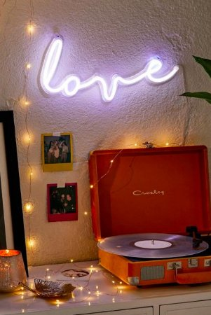 Neon Light - Love