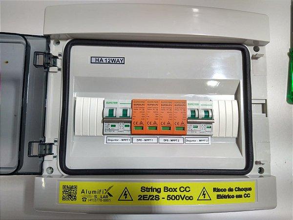 String Box CC — 2E2S — 500V