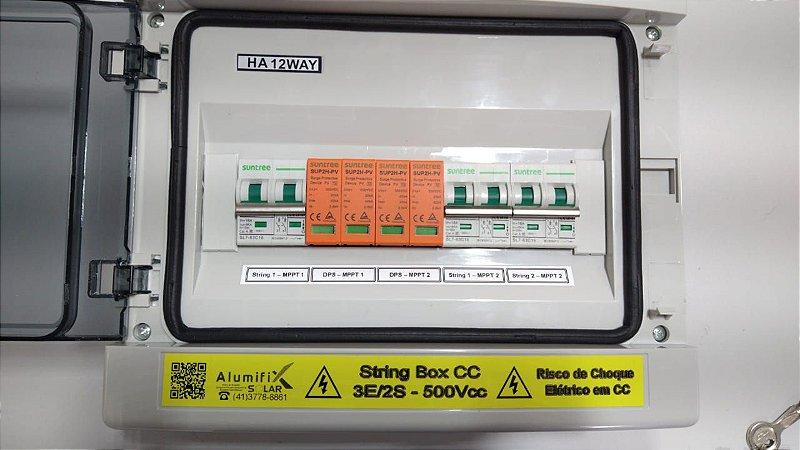 String Box CC — 3E2S — 500V